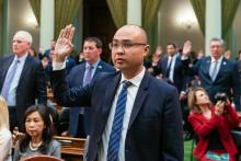 Asm. Tyler Diep Swearing In Ceremony